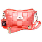 Elvis Pink Caddy Seatbelt Hobo