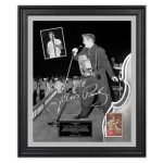 "Elvis ""1956"" Limited Edition FramedPresentation with a 1956 Trading Card"