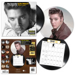 Elvis 2013 Collectors Special Edition Wall Calendar