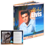 Aloha Elvis Hardcover Book