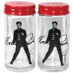 Elvis Jailhouse Rock Salt and Pepper Shakers