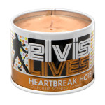 Elvis Heartbreak Hotel Scented 4oz Candle