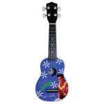 Blue Hawaii Soprano Ukulele