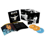 Elvis Prince From Another Planet Box Set CD/DVD