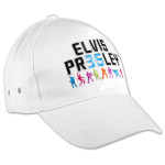Elvis 35th Anniversary White Cap