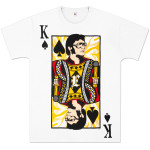 Elvis King of Spades T-Shirt