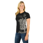 Elvis Jumpsuit Praise Women's T-Shirt