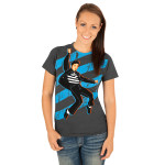 Elvis Jailhouse Rock Stripes Women's T-Shirt