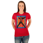 Elvis Jailhouse Pop Women's T-Shirt