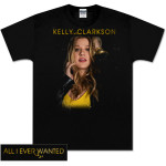 Kelly Clarkson All I Ever Wanted T-Shirt