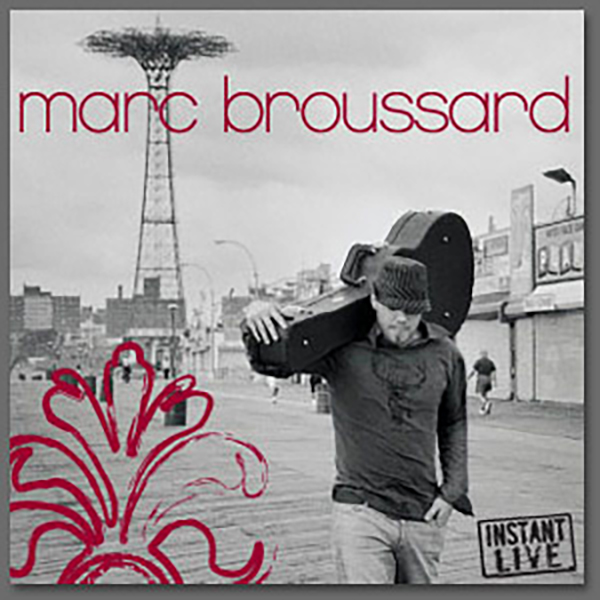 Marc Broussard Live at Headliners Louisville, KY 11/3/05