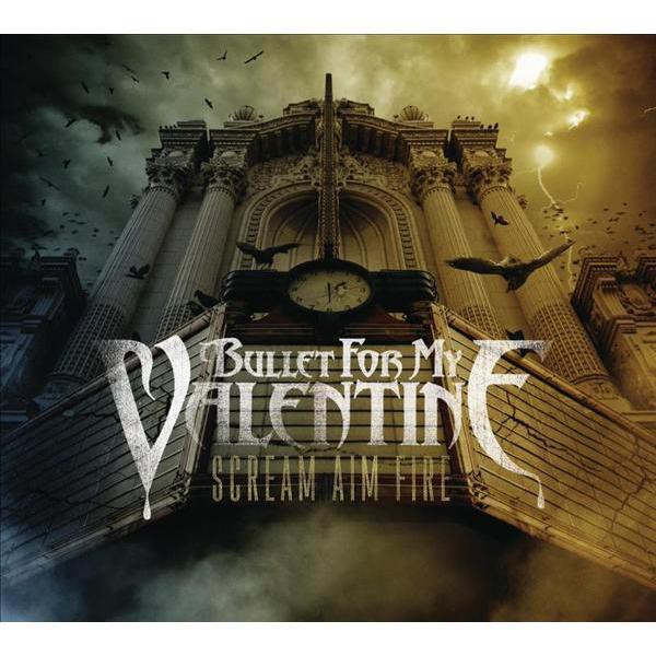 Bullet For My Valentine Scream Aim Fire Mp3 Download Shop The