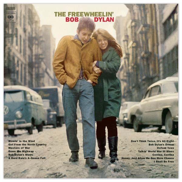 The Freewheelin' Bob Dylan LP | Shop the Musictoday