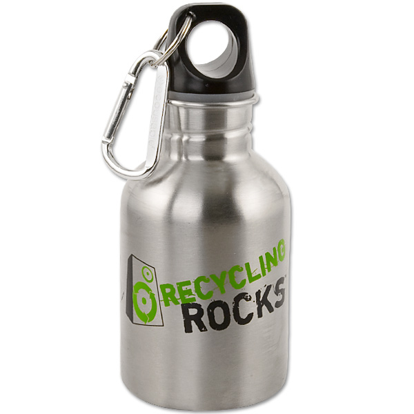 Live Nation Recycling Rocks Water Bottle