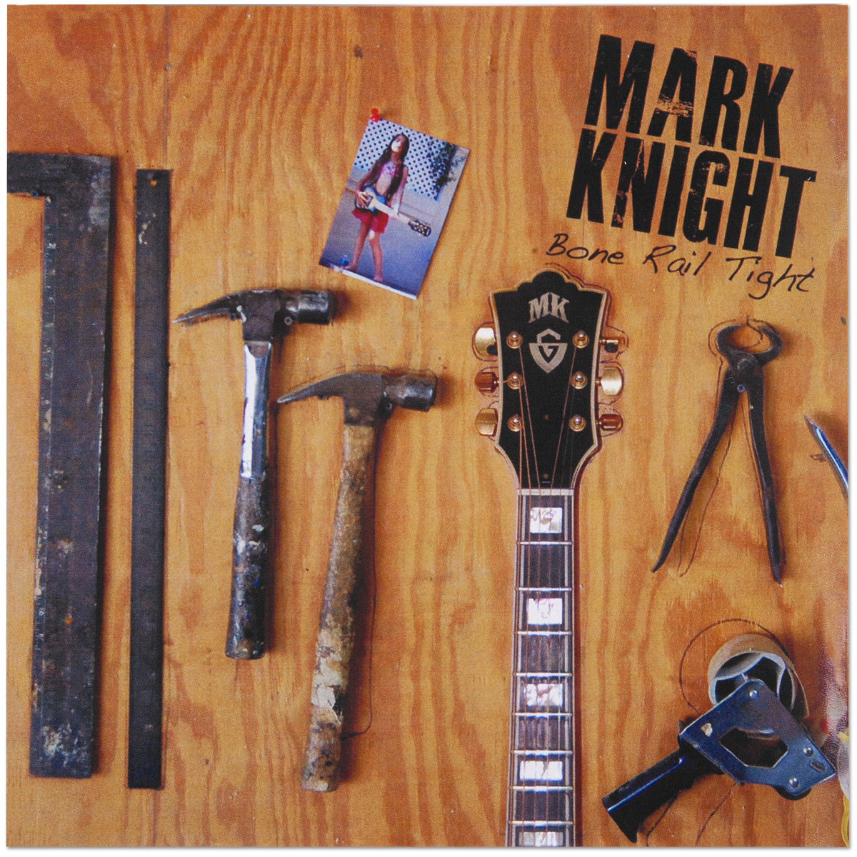 Mark Knight - Bone Rail Tight CD