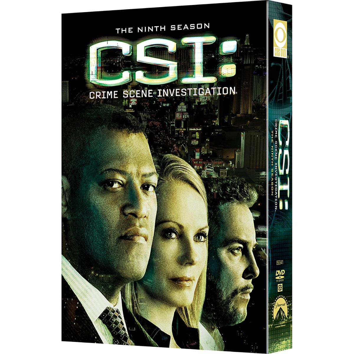 CSI: Crime Scene Investigation - Season 9 DVD -  DVDs & Videos 4285-107197