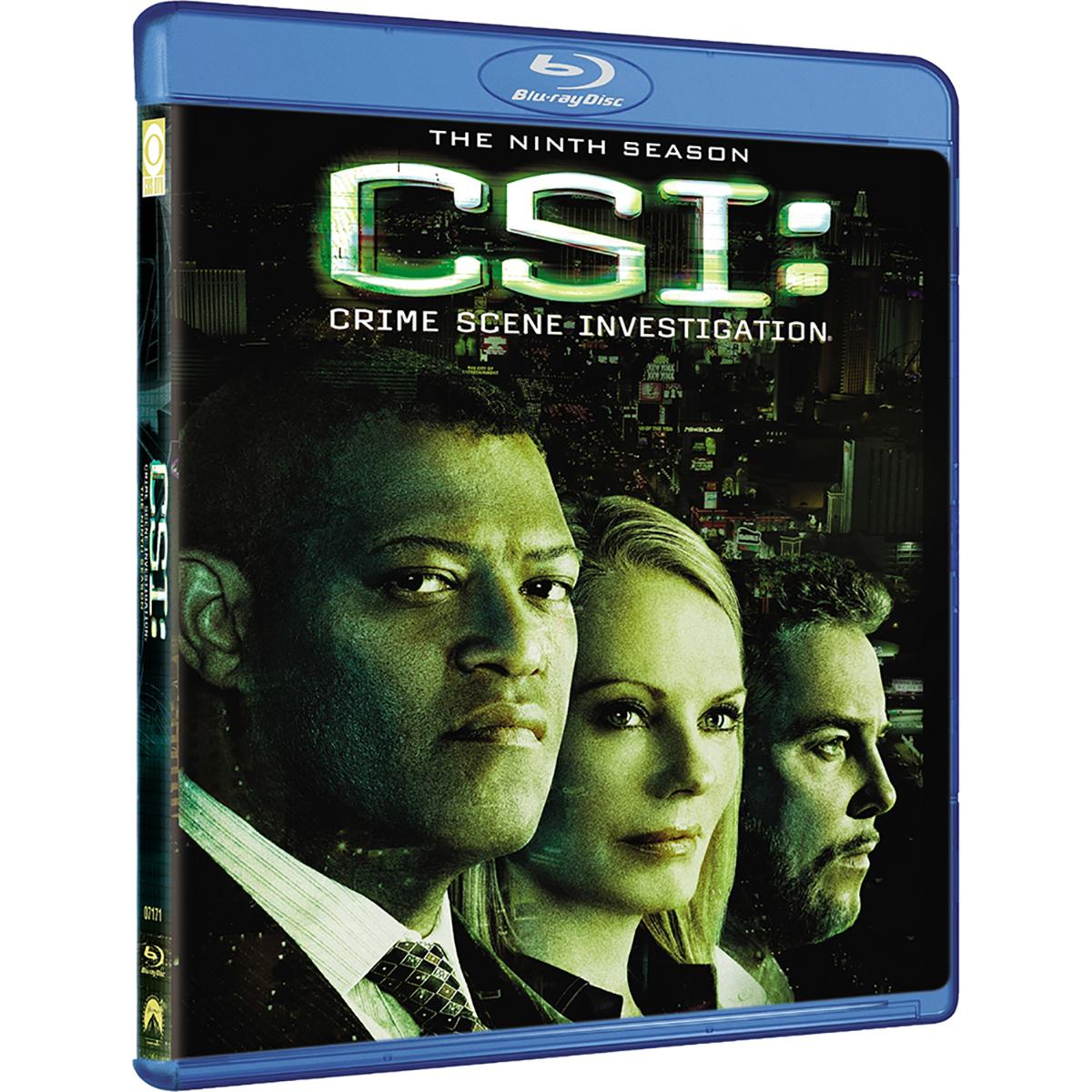 CSI: Crime Scene Investigation - Season 9 Blu-ray -  DVDs & Videos 4285-108285