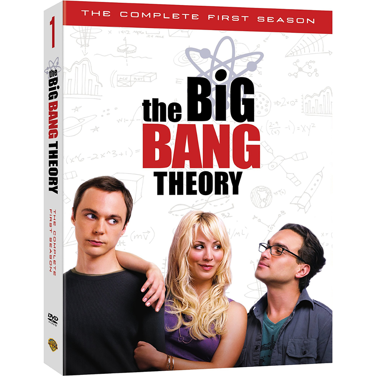 The Big Bang Theory: Season 1 DVD -  DVDs & Videos 4285-111037
