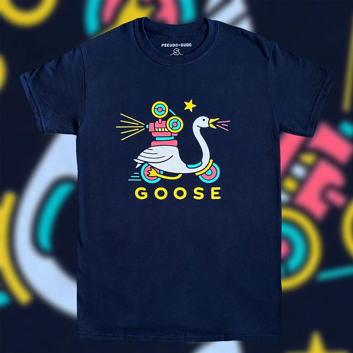 Pseudodudo Drive-in T Shirt