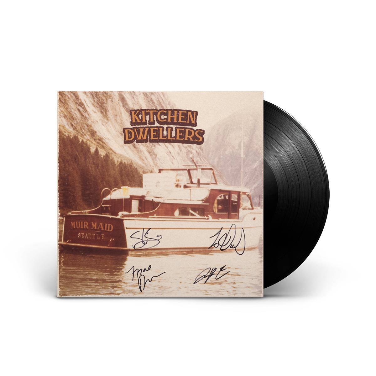 Signed Muir Maid Vinyl