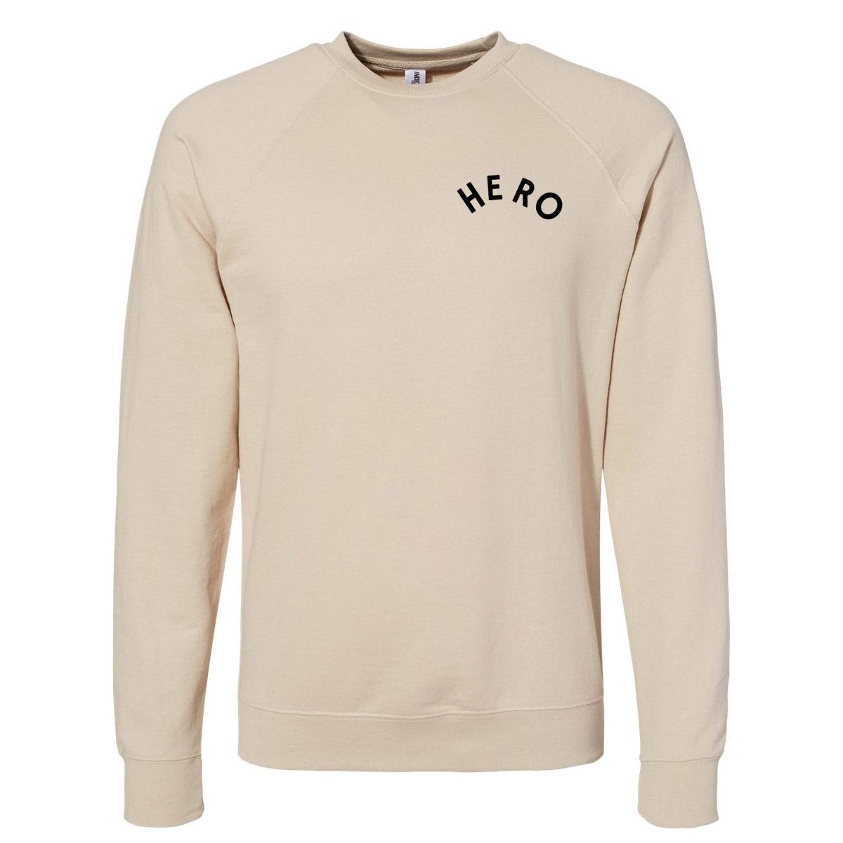 Hero Crew Sweatshirt