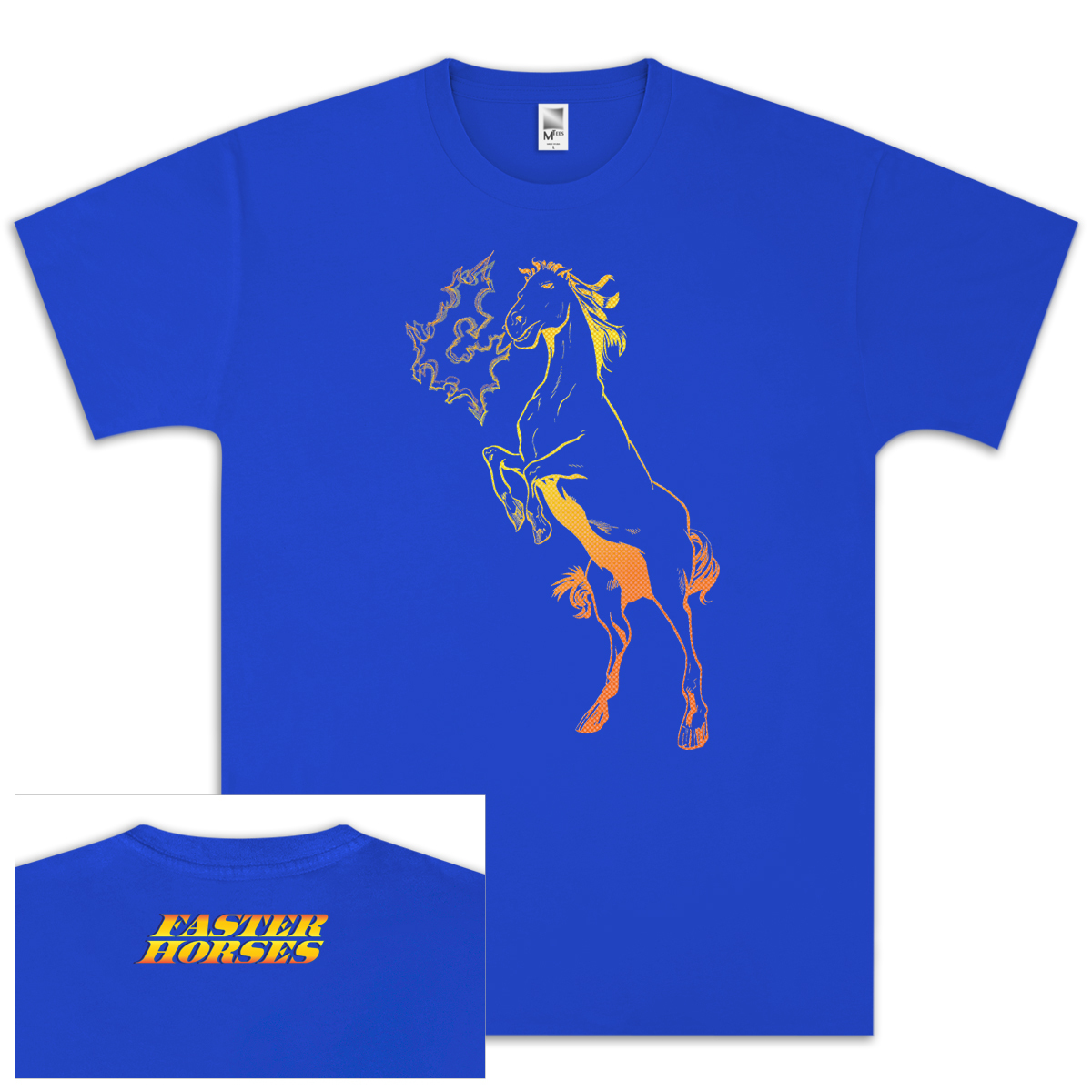 FasterHorses Festival Mustang T-Shirt
