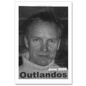 Sting June 2000 Newsletter