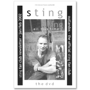 Sting Jan/Feb 2002 Newsletter