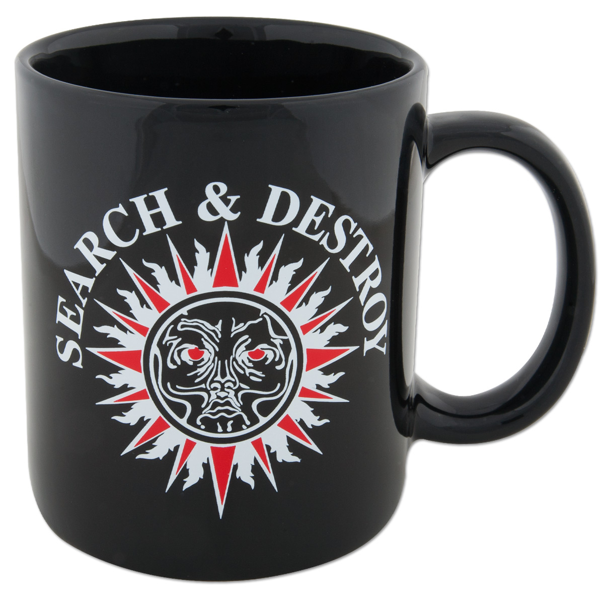 Henry Rollins - Search & Destroy Mug