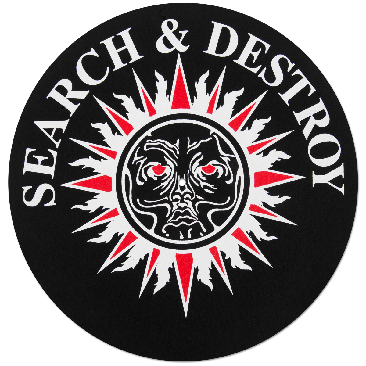 Henry Rollins - Search & Destroy Slipmat