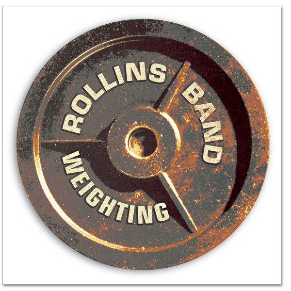 "Rollins Band - ""Weighting"" Digital Download"