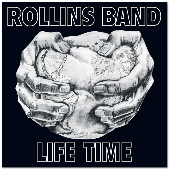 "Rollins Band - ""Life Time"" Digital Download"