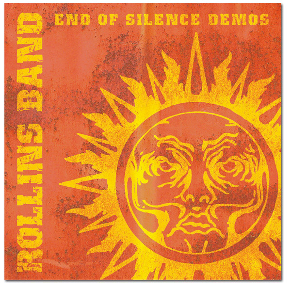 "Rollins Band - ""The End Of Silence Demos"" Digital Download"