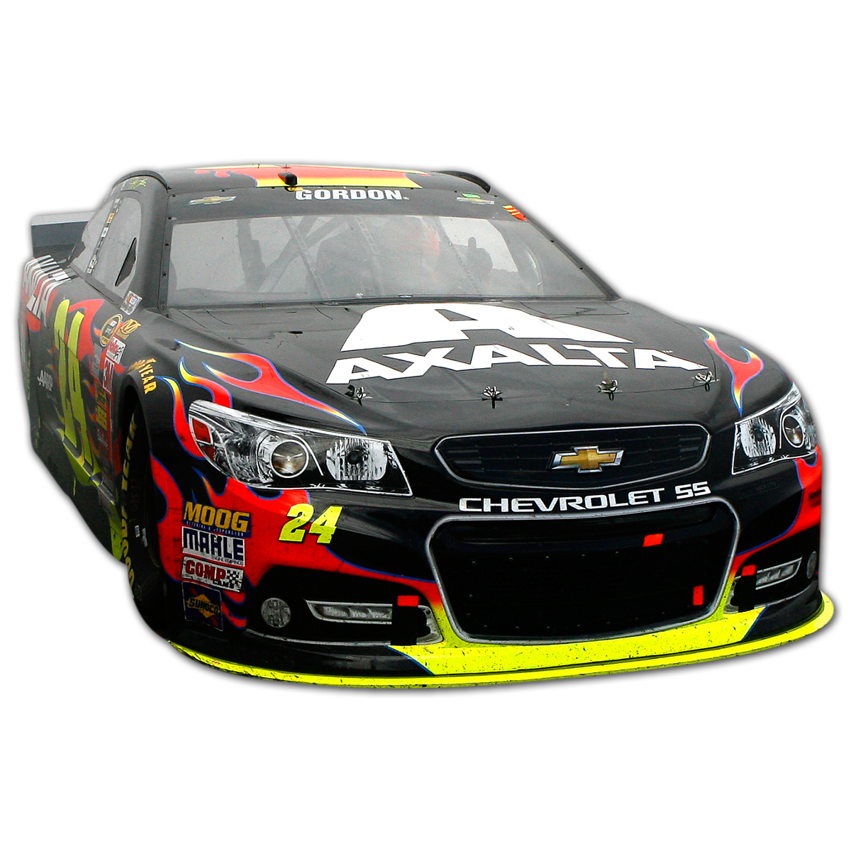 Jeff Gordon #24 2014 Brickyard Race Winner 1:24 Scale Diecast