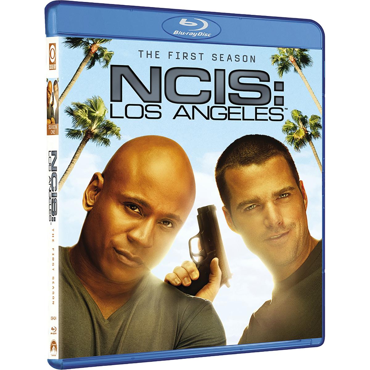 NCIS: Los Angeles - Season 1 Blu-ray -  DVDs & Videos 4308-267762