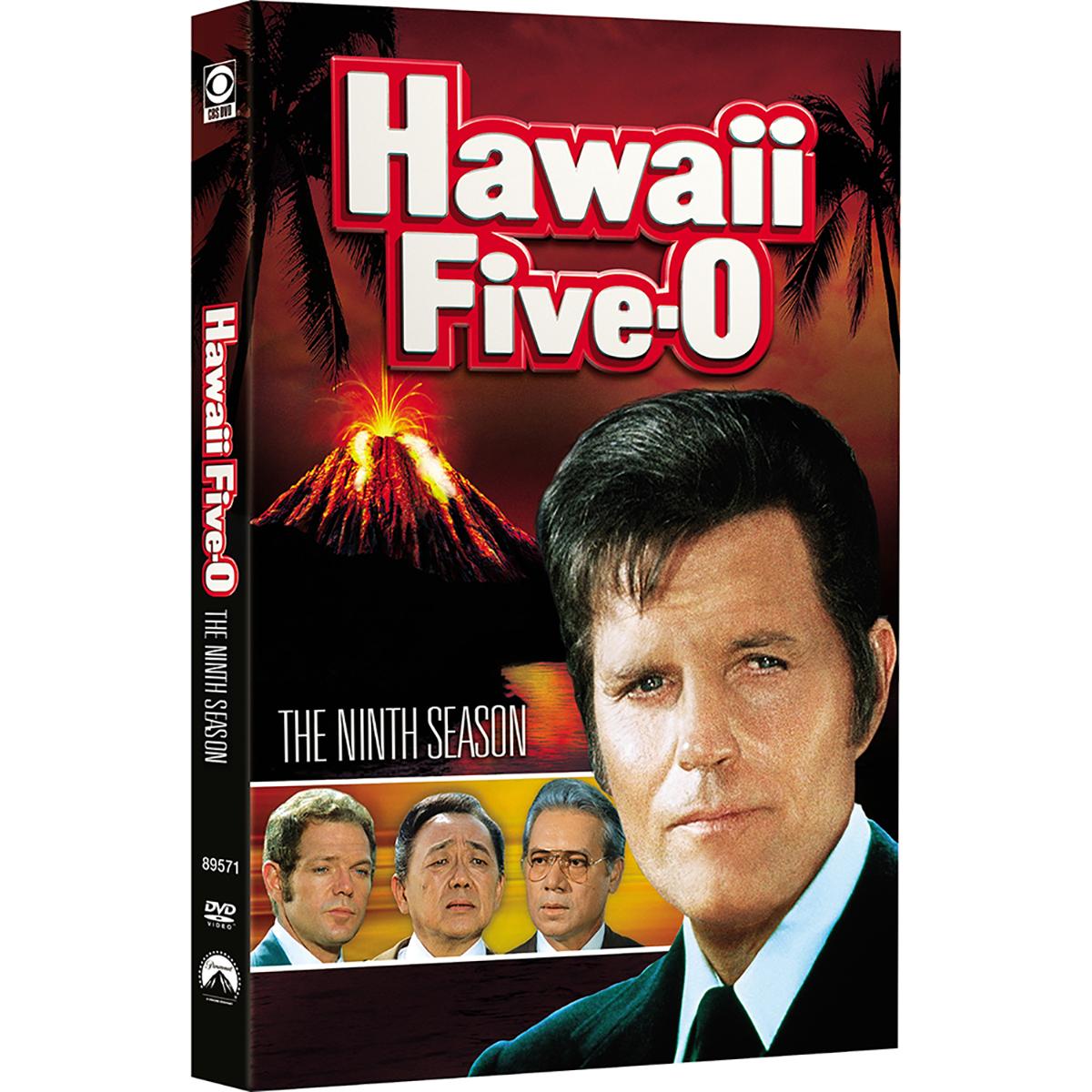 Hawaii Five-O: Season 9 DVD -  DVDs & Videos 2870-270745