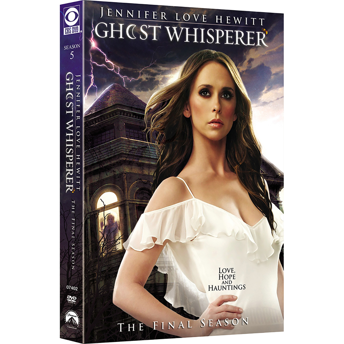 Ghost Whisperer: Season 5 DVD -  DVDs & Videos 4285-275991