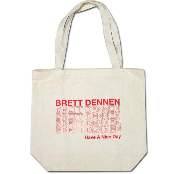 Brett Dennen - Organic Tote