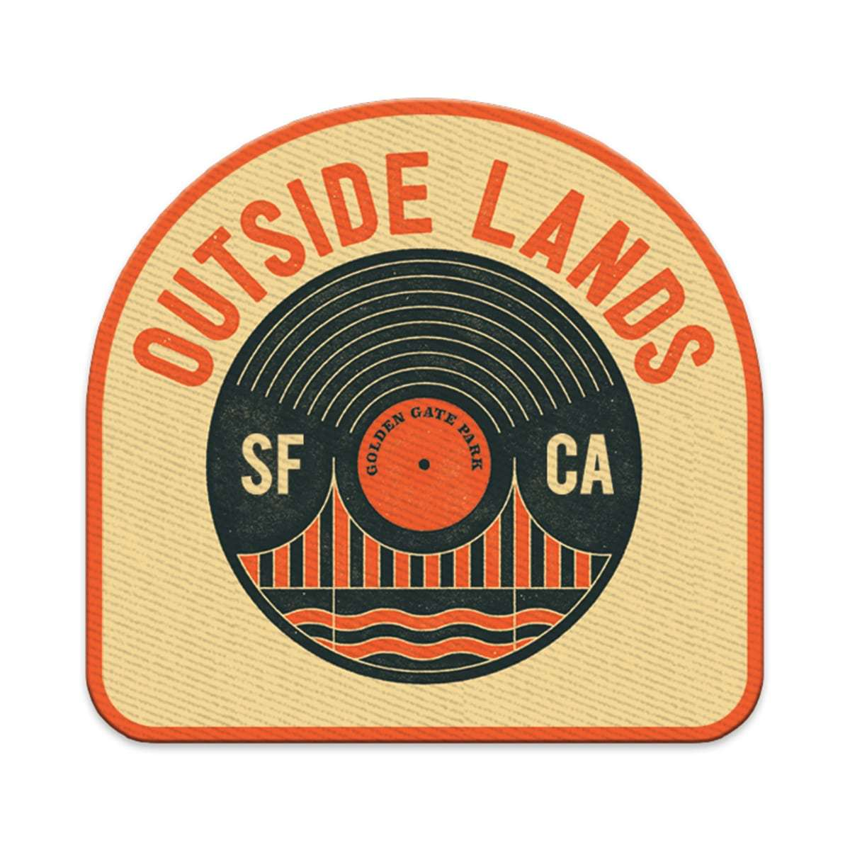 Record Patch