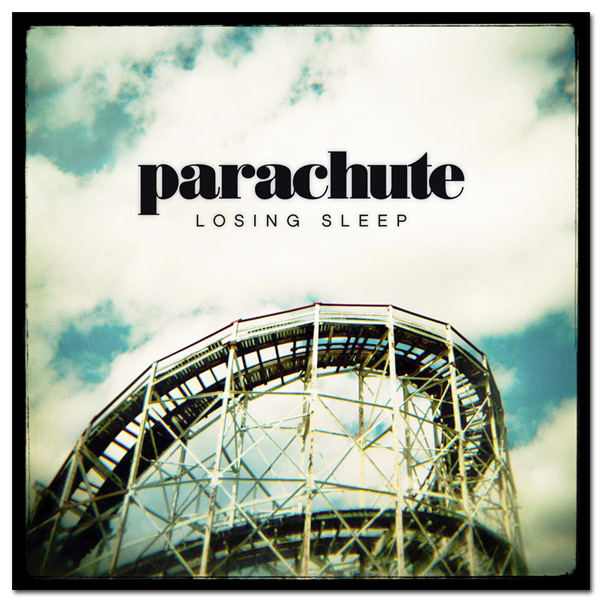 Parachute Losing Sleep CD