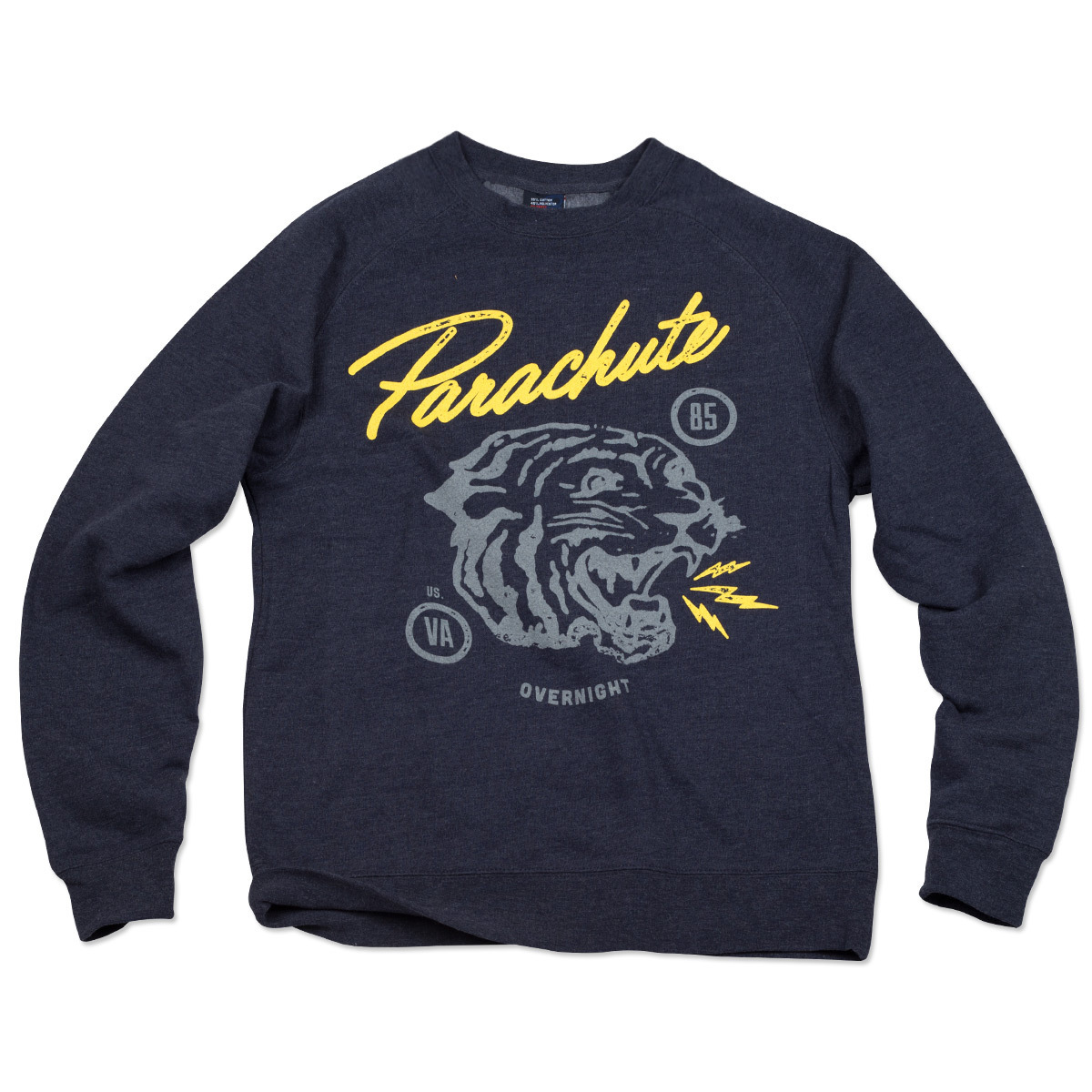Parachute Grey Tiger Sweatshirt