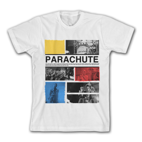 Parachute Live Colorblock T-Shirt