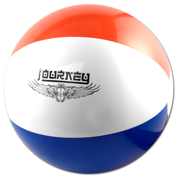 Journey Logo Beach Ball
