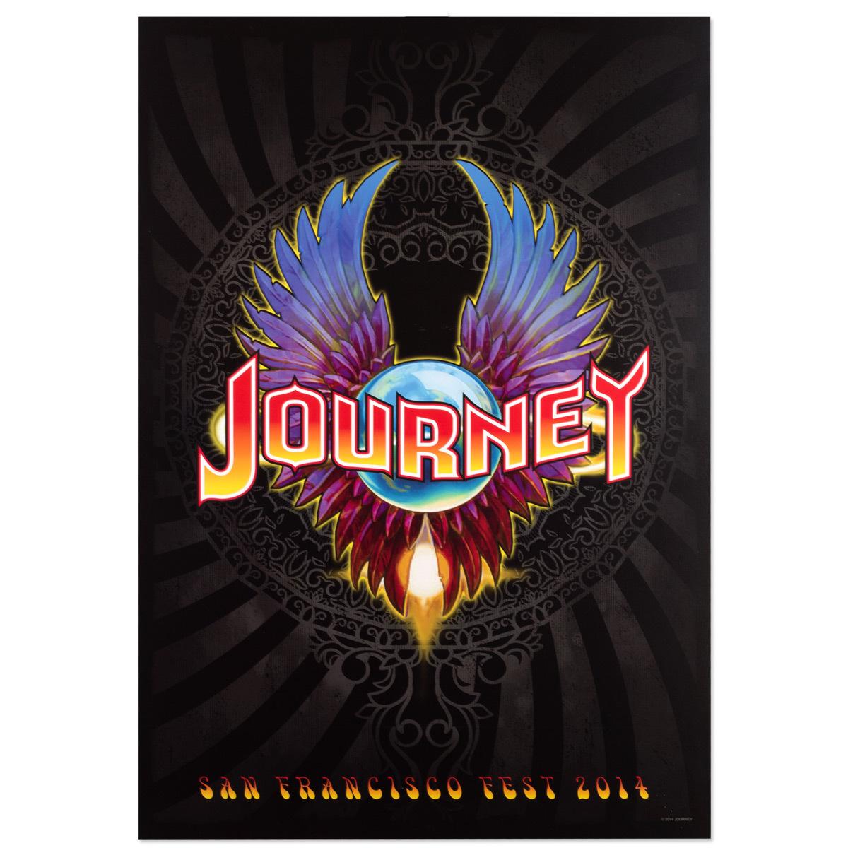Journey Tour Dates