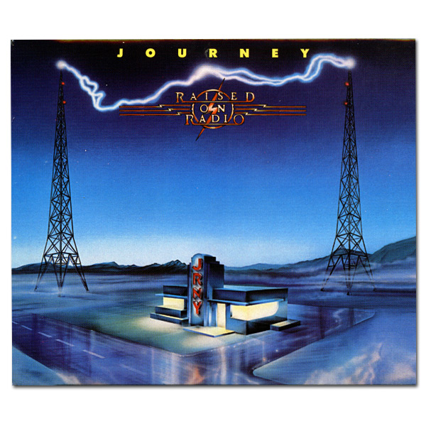 Journey: Raised on Radio Digital Download