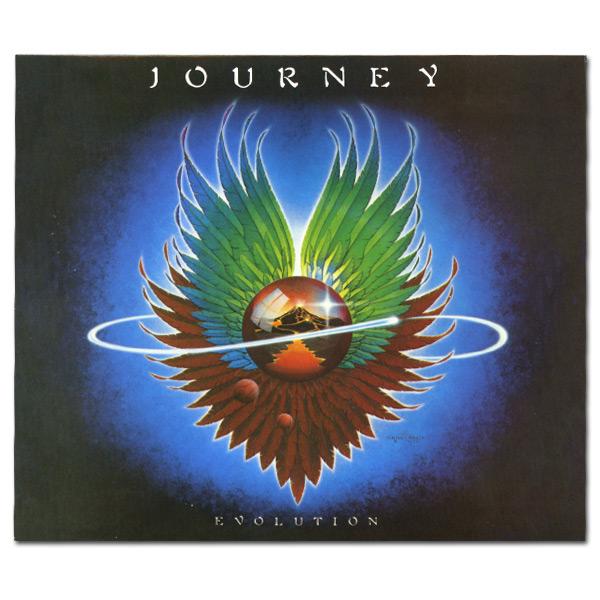 Journey: Evolution - CD