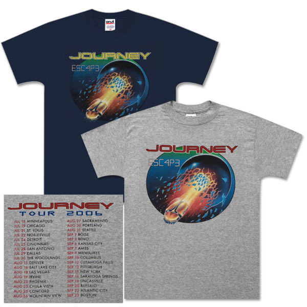 Tour 2006 Escape T-Shirt