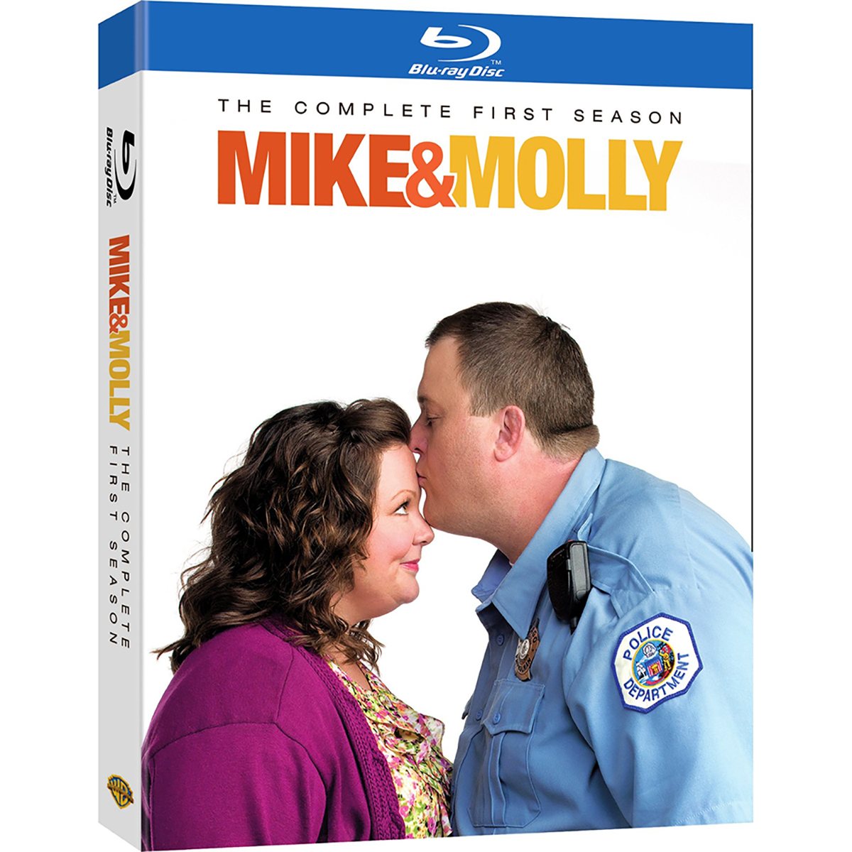 Mike & Molly: Season 1 Blu-ray -  DVDs & Videos 4334-303809