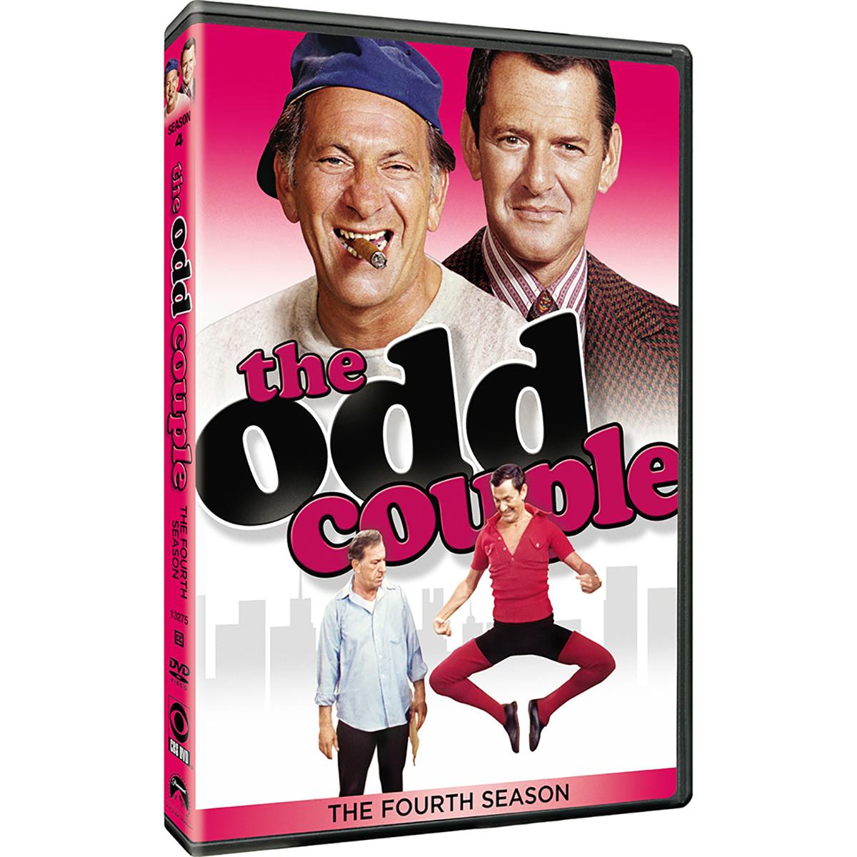 The Odd Couple: Season 4 DVD -  DVDs & Videos 6445-319422
