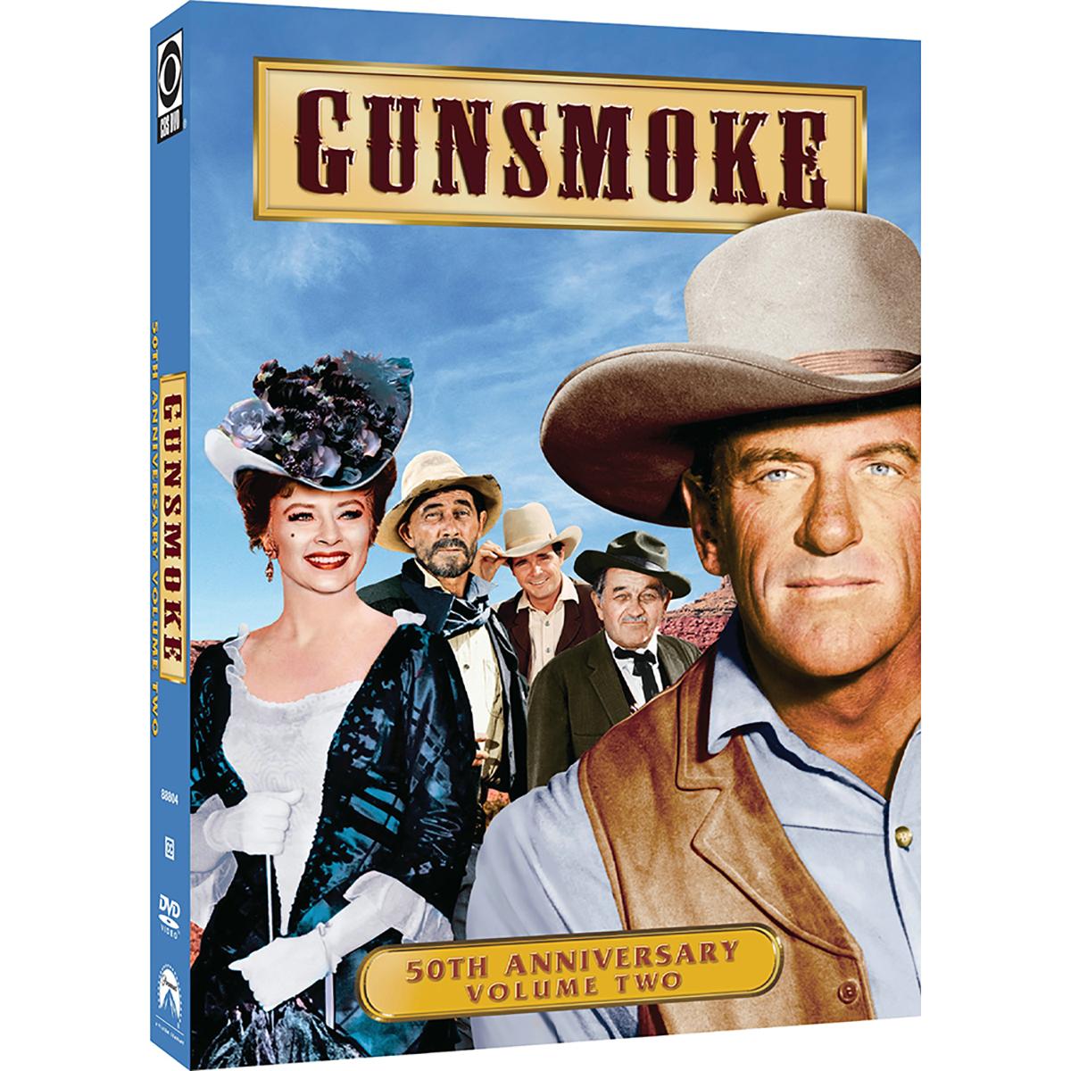 Gunsmoke: 50th Anniversary - Volume 2 DVD -  DVDs & Videos 6445-319877